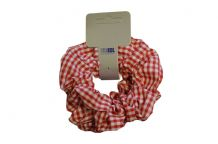 Gingham Scrunchie Pack of Two